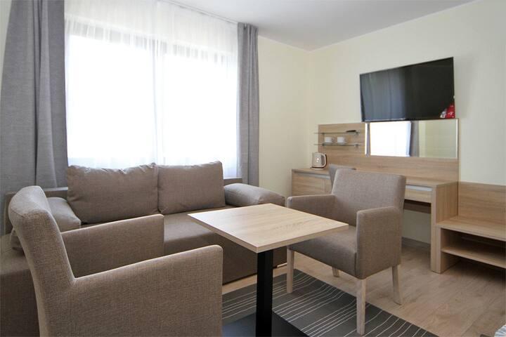 Apartament u Janka I piętro las