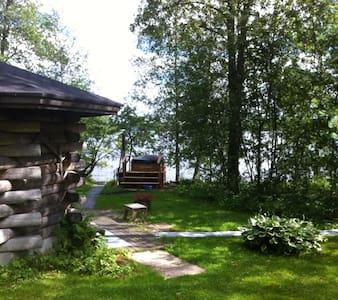 A wonderful cottage family! - Rautjärvi - Cabaña