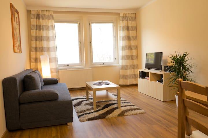 Ferienwohnung Zentrum - Albert 3 - Dresden - Apartamento