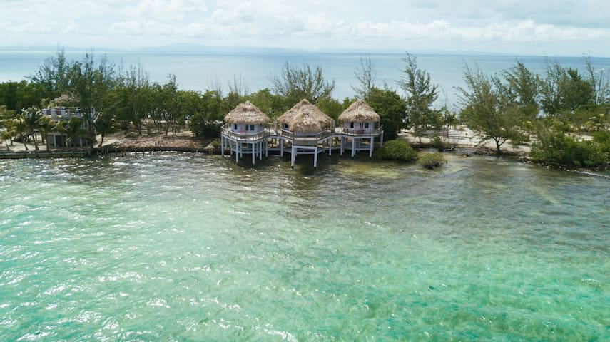 Thatch Caye - Overwater Bungalow