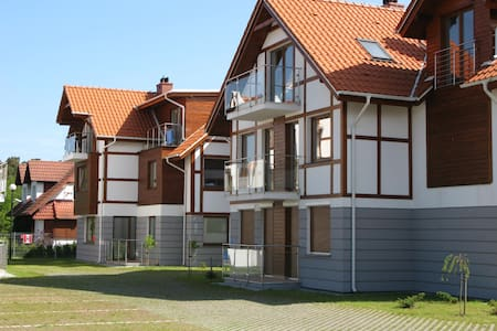 Nowoczesny Apartament w Dębkach