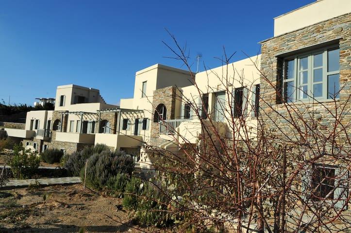 a.romanos aphrodite - Agios Romanos - Apartament