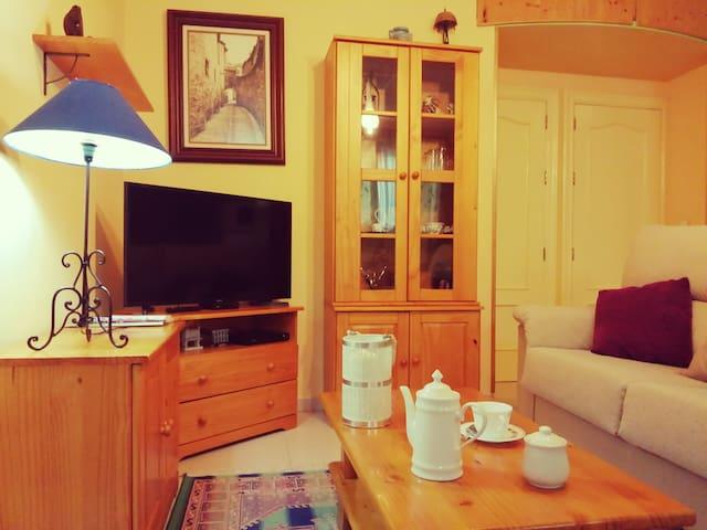Apartamento Alcazaba .