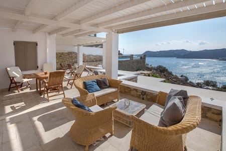 Mykonian Suite with Magnificent Views by GHH