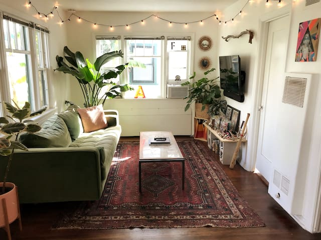 1920's Bohemian North Park Bungalow