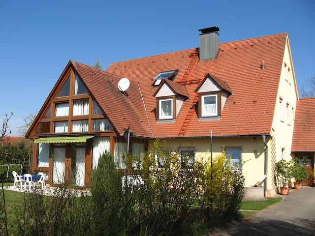 Apartment in Muhr am Altmühlsee - Muhr am See - Pis