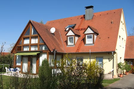 Apartment in Muhr am Altmühlsee - Muhr am See - อพาร์ทเมนท์