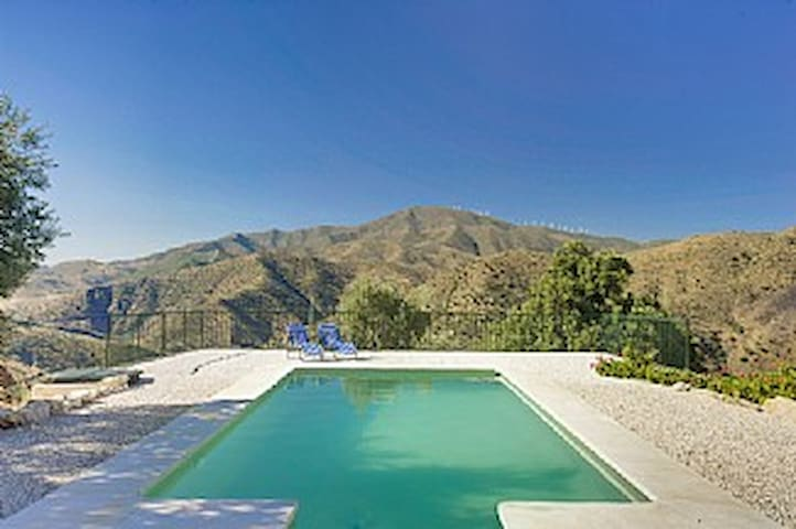 The Olive Branch B&B Stunning Views - El Chorro - Wikt i opierunek