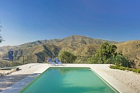 The Olive Branch B&B Stunning Views - El Chorro - Bed & Breakfast
