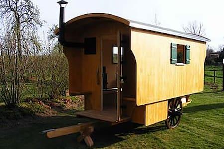 Schäferwagen beim Legoland Günzburg - Zusmarshausen