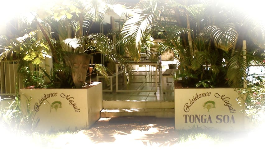 Art de vivre à Tamatave Madagascar - Toamasina - Bed & Breakfast