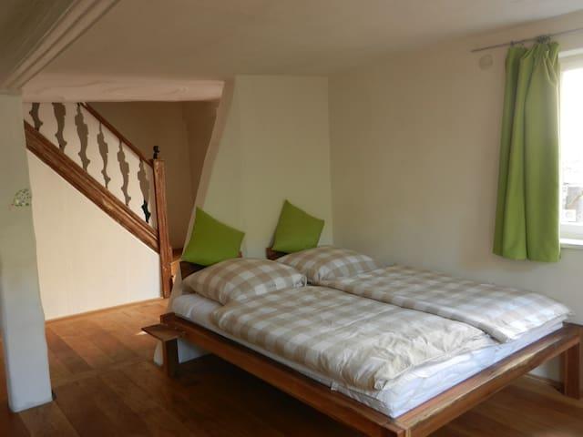 Gemütliche Wohnung in Fachwerkhaus - Thüngersheim - Pis
