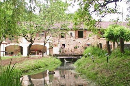 Studio indépendant dans moulin à eau - Sainte-Alvère
