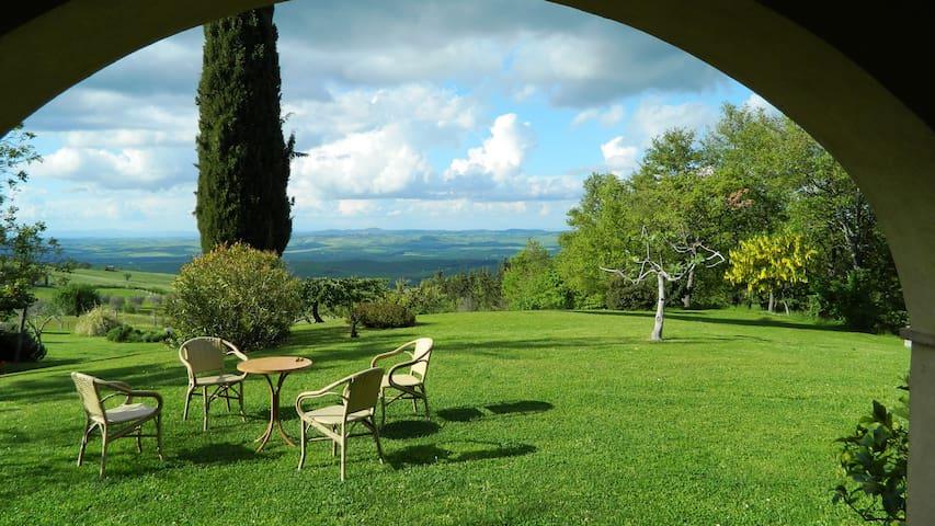Casale in Val d'Orcia Casa Letizia - Campiglia d'Orcia - House
