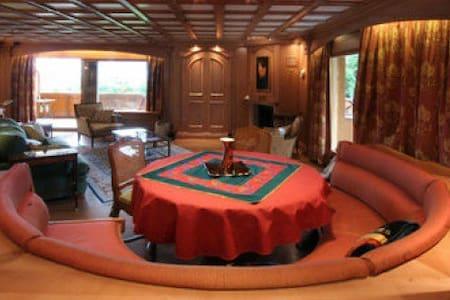 Prestigious stay in Crans Montana - Crans Montana - Pis