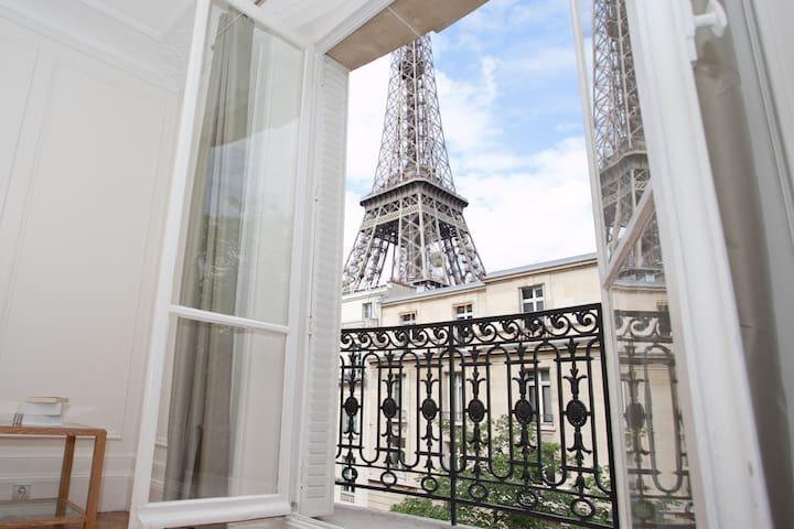 (115 m2) Eiffel Pearl Apartment - Parigi - Appartamento