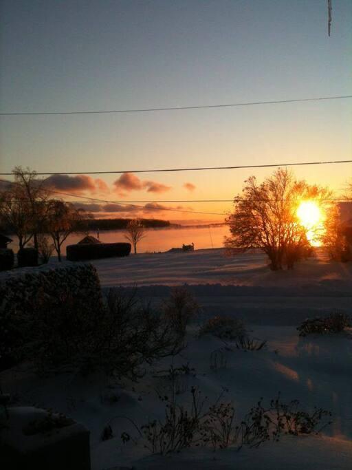 Lovely, even in winter.