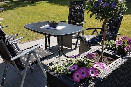 Schöne Wohnung in toller Lage mit Gartenterrasse