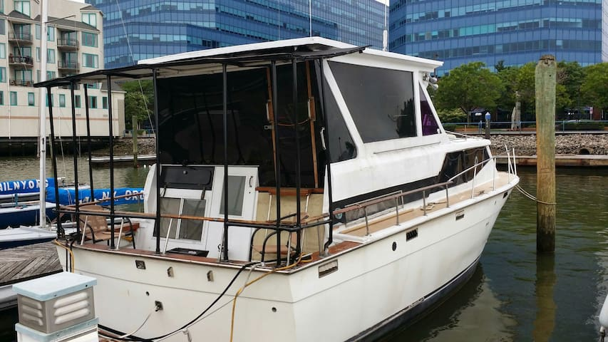 The Hudson Experience - Weehawken - Barco