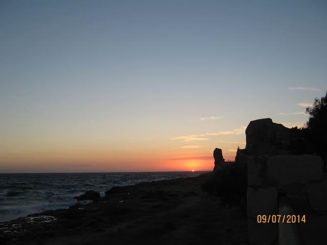 Spazioso appartamento al mare - Galípoli - Pis