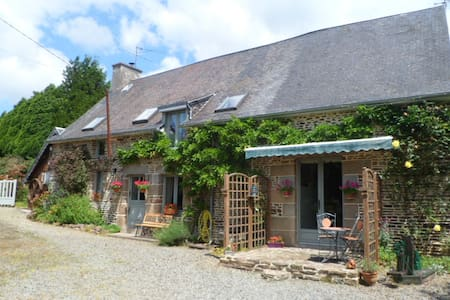 Holiday home to rent…sleeps 6+1  - Saint-Hilaire-du-Harcouët - Villa