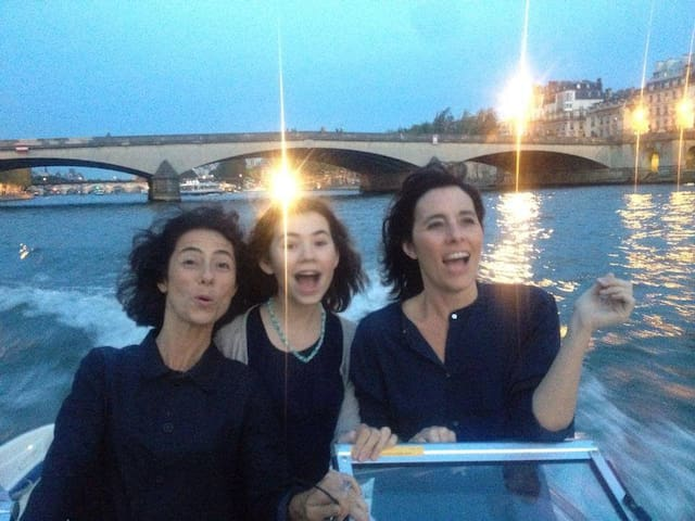 Paris in Private Boat with pilote - París - Barco