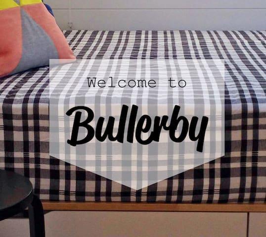 Bullerby in Zurich - Rossö