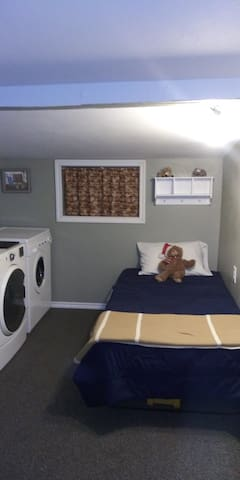 Laundry Room/ 2nd Bedroom