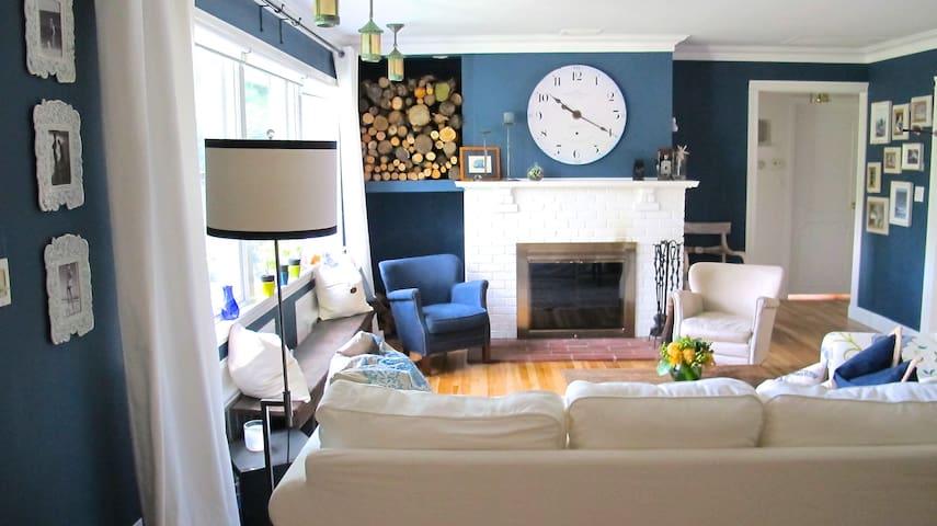 Westhampton cozy 5 bedrooms - Remsenburg-Speonk - Haus