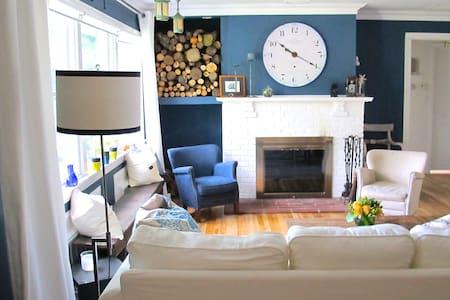 Westhampton cozy 5 bedrooms - Remsenburg-Speonk - Dom