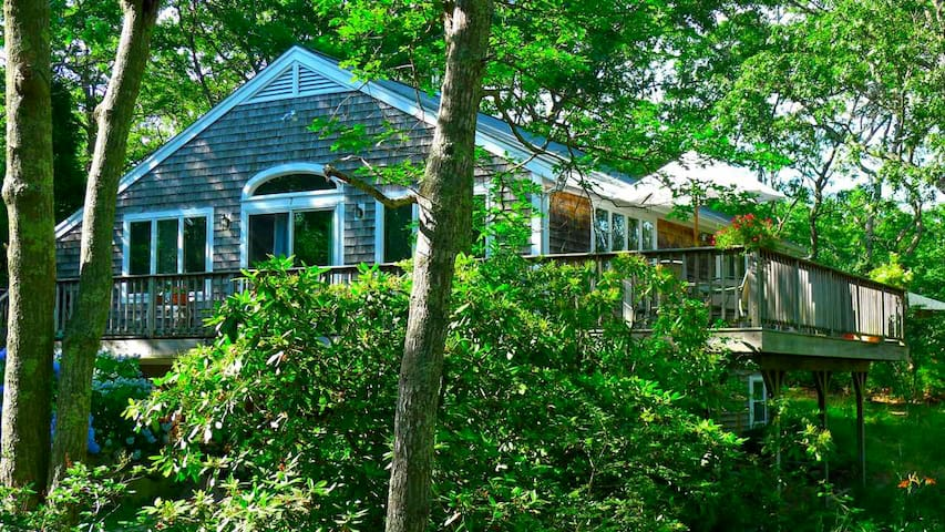 Central location for your vacation - Oak Bluffs - Rumah