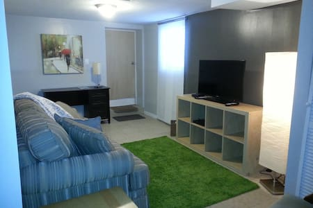 Why pay more ? 4 guests close NYC - Kearny - Appartement