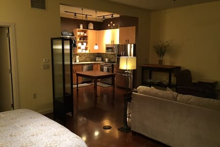 Beautifully furnished condo in Orenco Station - Hillsboro - Apartment