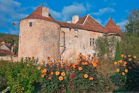 Château Médiéval - Gurgy-la-Ville - Zamek