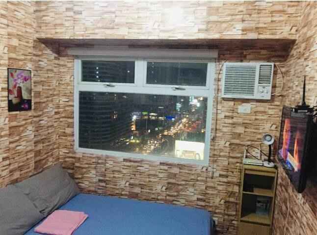 Nicole's condo at Urban Deca Shaw EDSA Mandaluyong