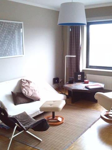 Centraal,zonnig,appartement, 1 jaar te huur - Lier - Lägenhet