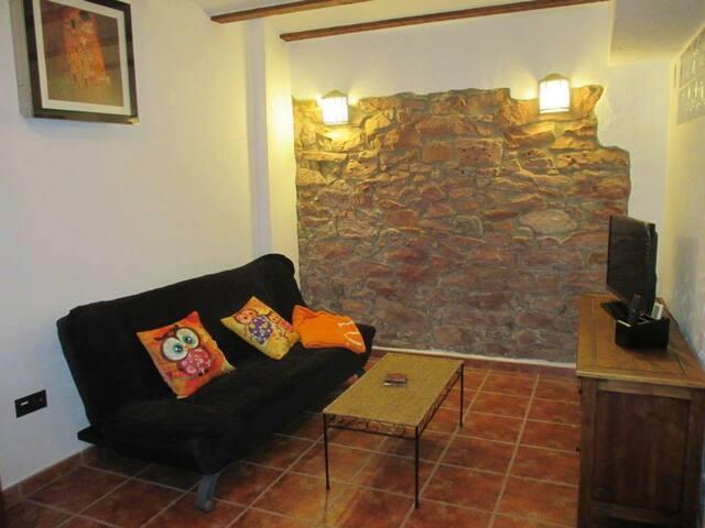 LA TRISIOLA RURAL  - Apartamento de 4 y 6 personas.