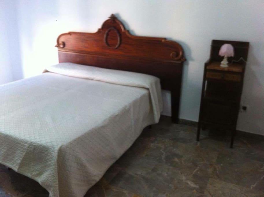 Camera matrimoniale con letti divisibili