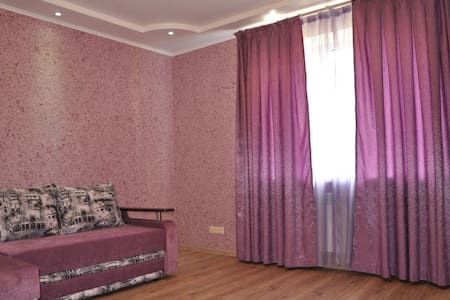 Cozy apartment in a new quiet town area - Taganrog