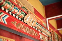 马尔康‧唐卡民宿203-免费停车|24H热水暖空调|独立卫浴|免费藏服体验|藏餐提供