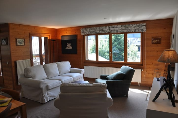Mila 03 - Champéry - Appartement
