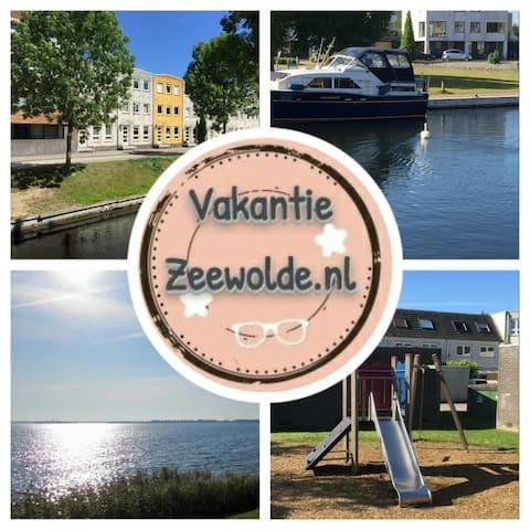 Vakantiewoning Noordereiland - Zeewolde - Dům