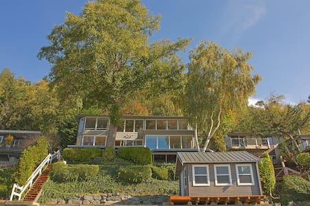 Four Stone Beach House - Vashon - Dom
