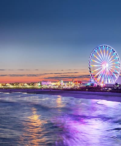 In the heart of Myrtle Beach