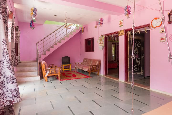 Kavitaben's Home Stay (SEWA)