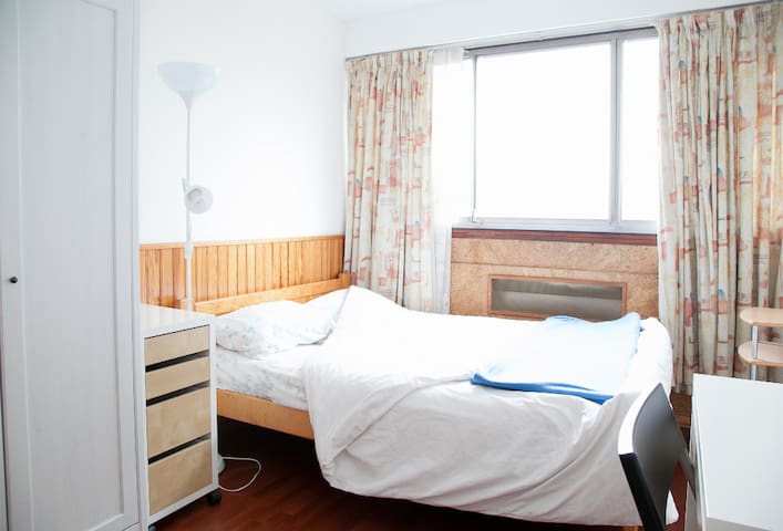 Cosy Room in Flat 8min from Paris