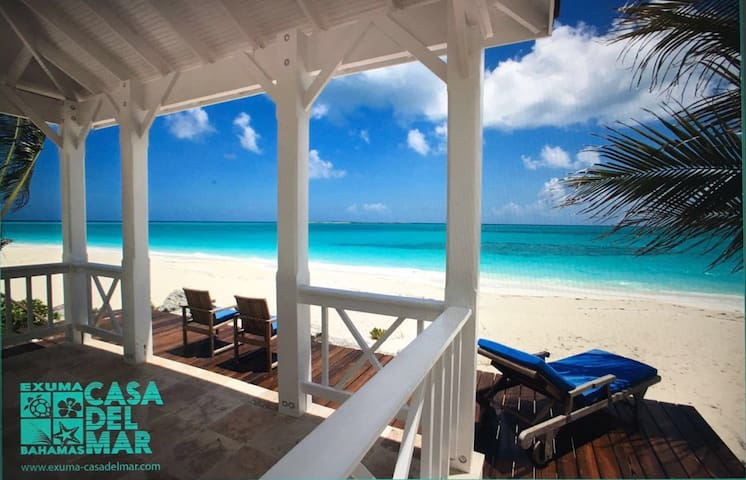 Ocean Pool Villa, 4-6 bedrooms, Casa Del Mar,Exuma