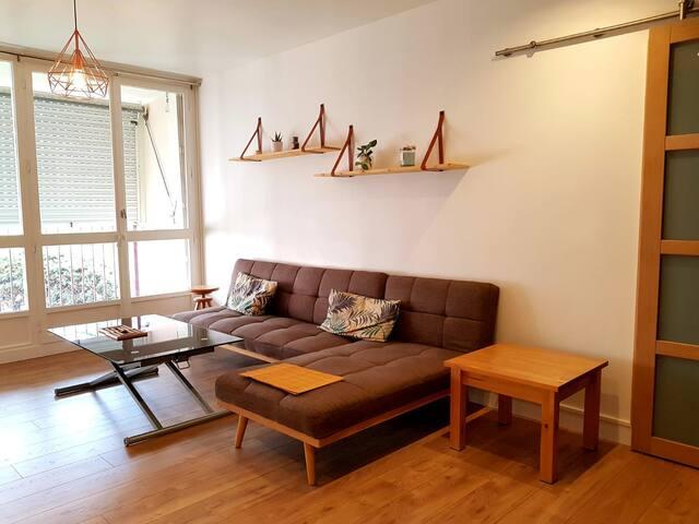 Joli appartement lumineux Mérignac centre