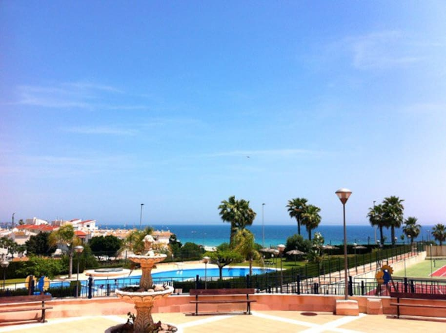 Exclusivo tico en mil palmeras appartements en - La contemporaine residence de plage las palmeras ...