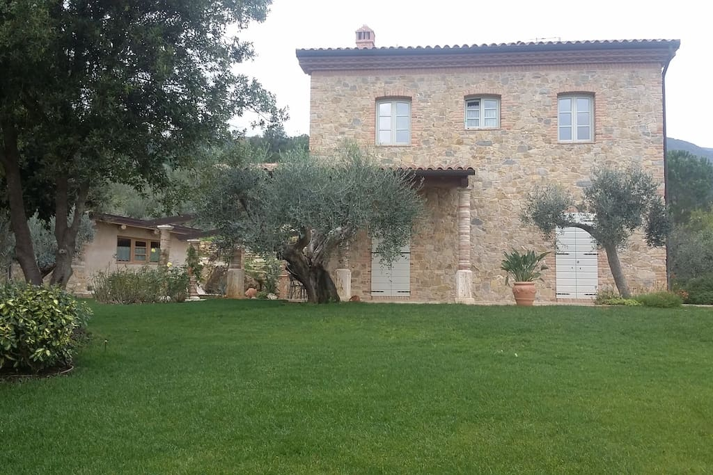 Il casale Toscano